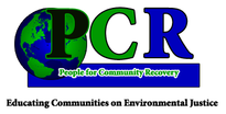 People for Community Recovery logo