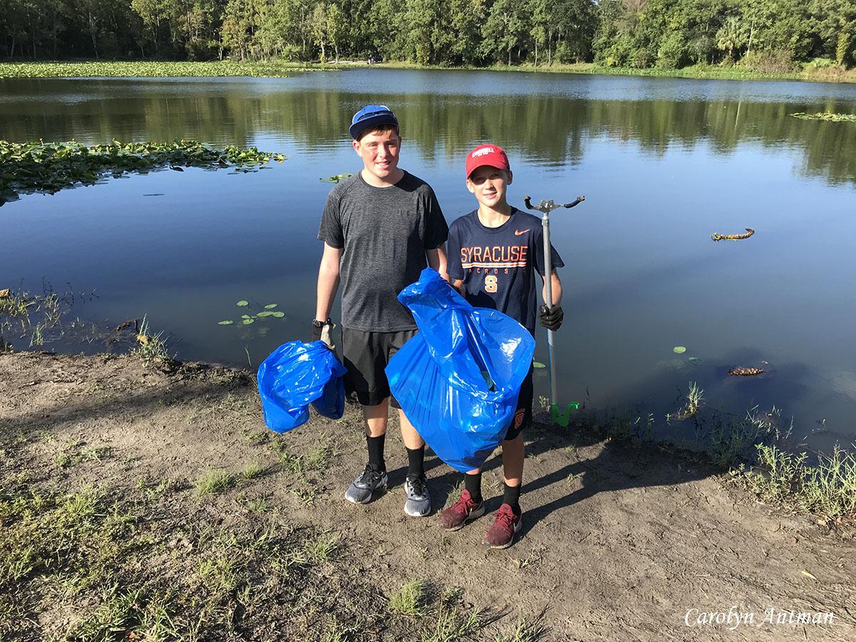SARFMA Cleanup 20190921 6
